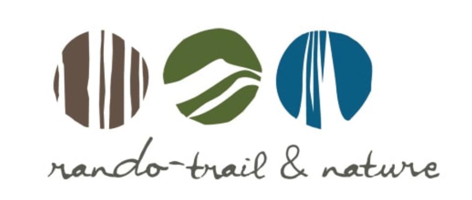 Logo de l'association rando-trail et nature