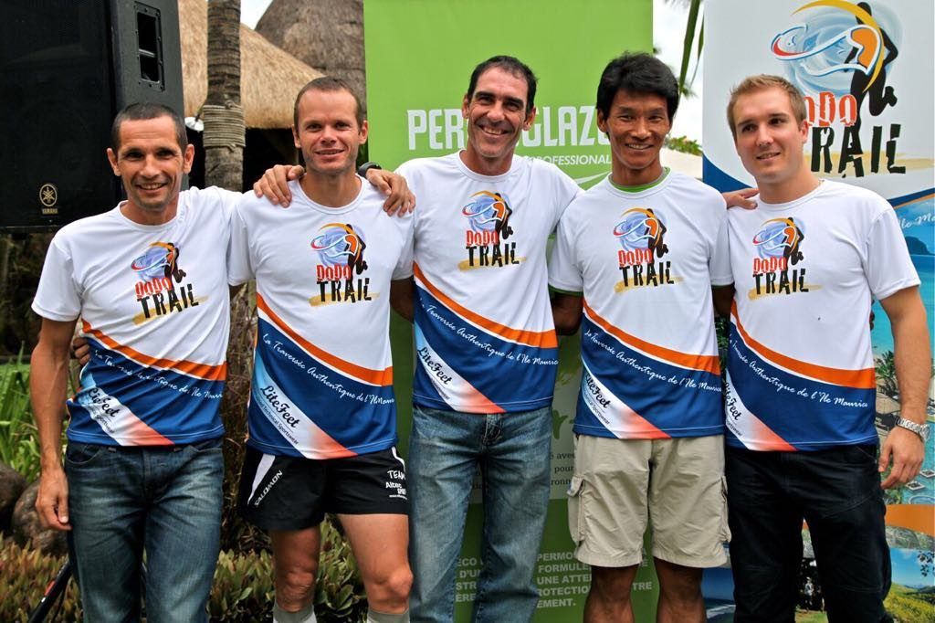 trail running elite in mauritius