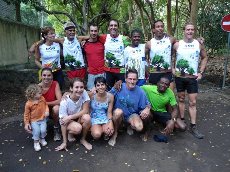 trail running in mauritius with yanature