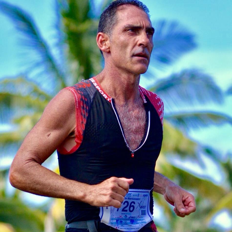 Yan de Maroussem, Trailer aguerri Mauricien en pleine course