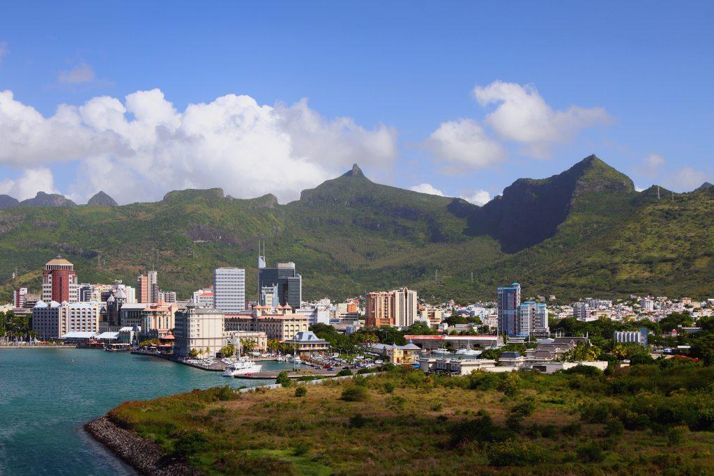 Port Louis Capital Of Mauritius